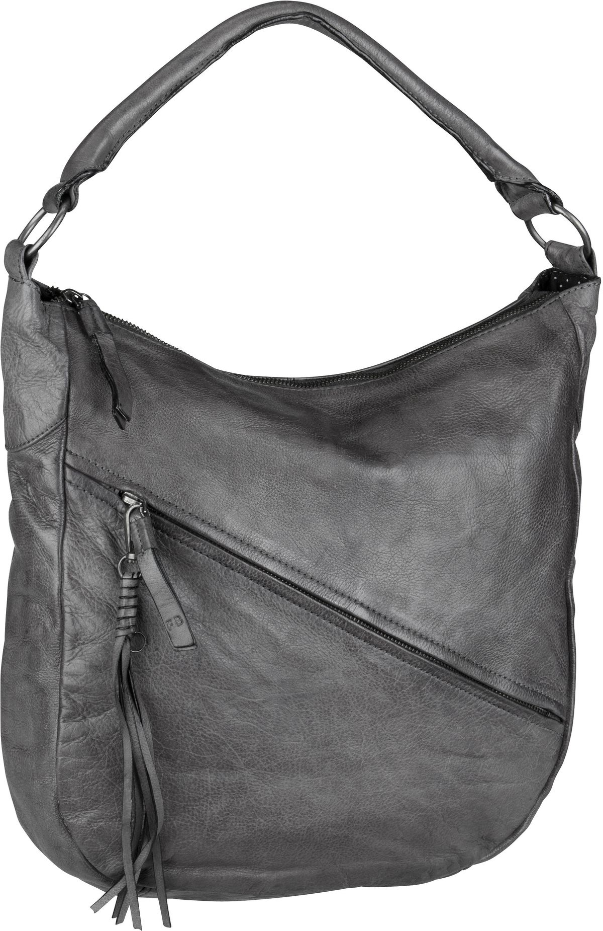 Handtasche Juno Iron Grey