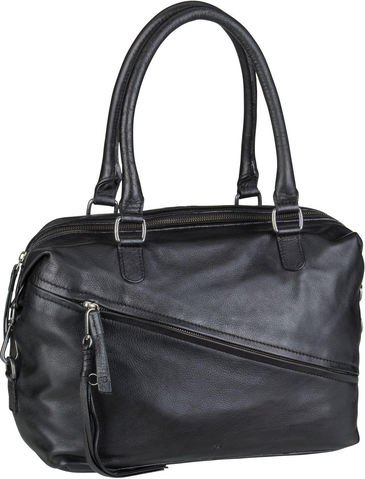 Handtasche Lucky Black