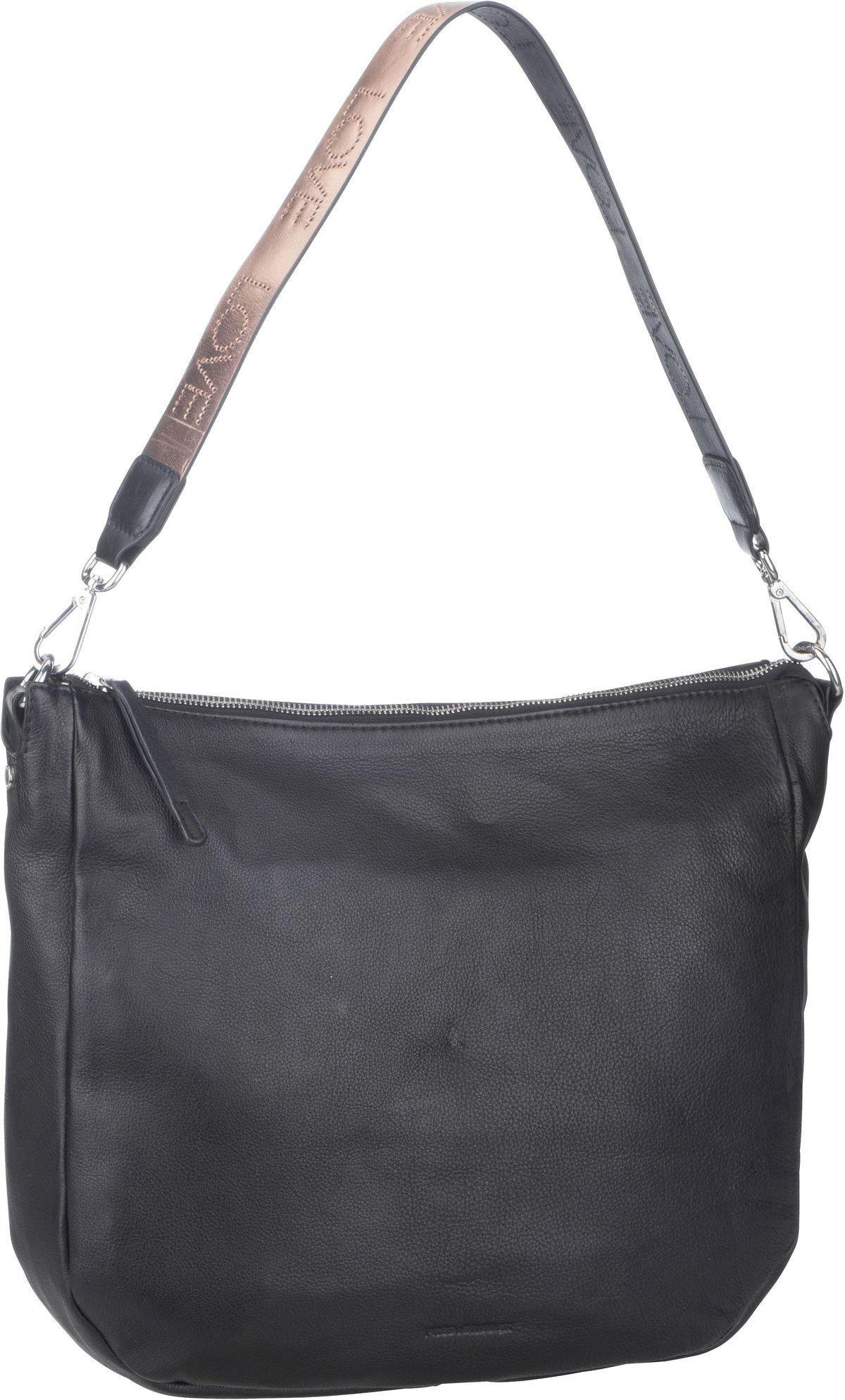 Handtasche Love Tie Black