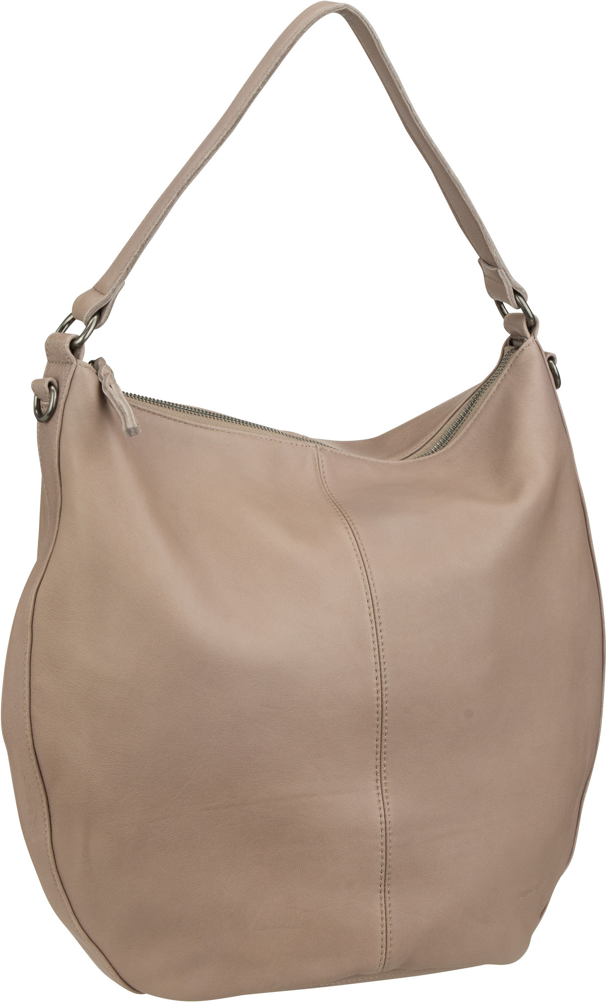 fredsbruder -  Handtasche Elle Light Grey