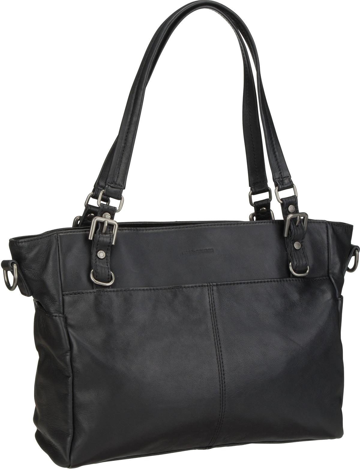 Handtasche Dignity Black