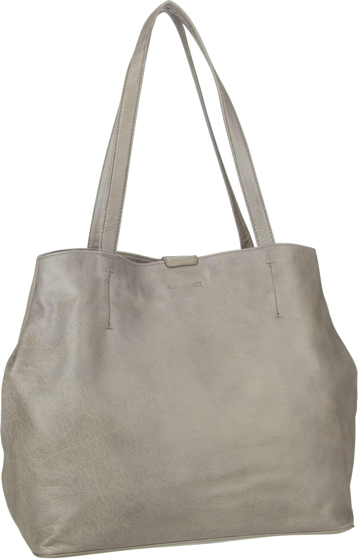 Handtasche Snatch Light Grey