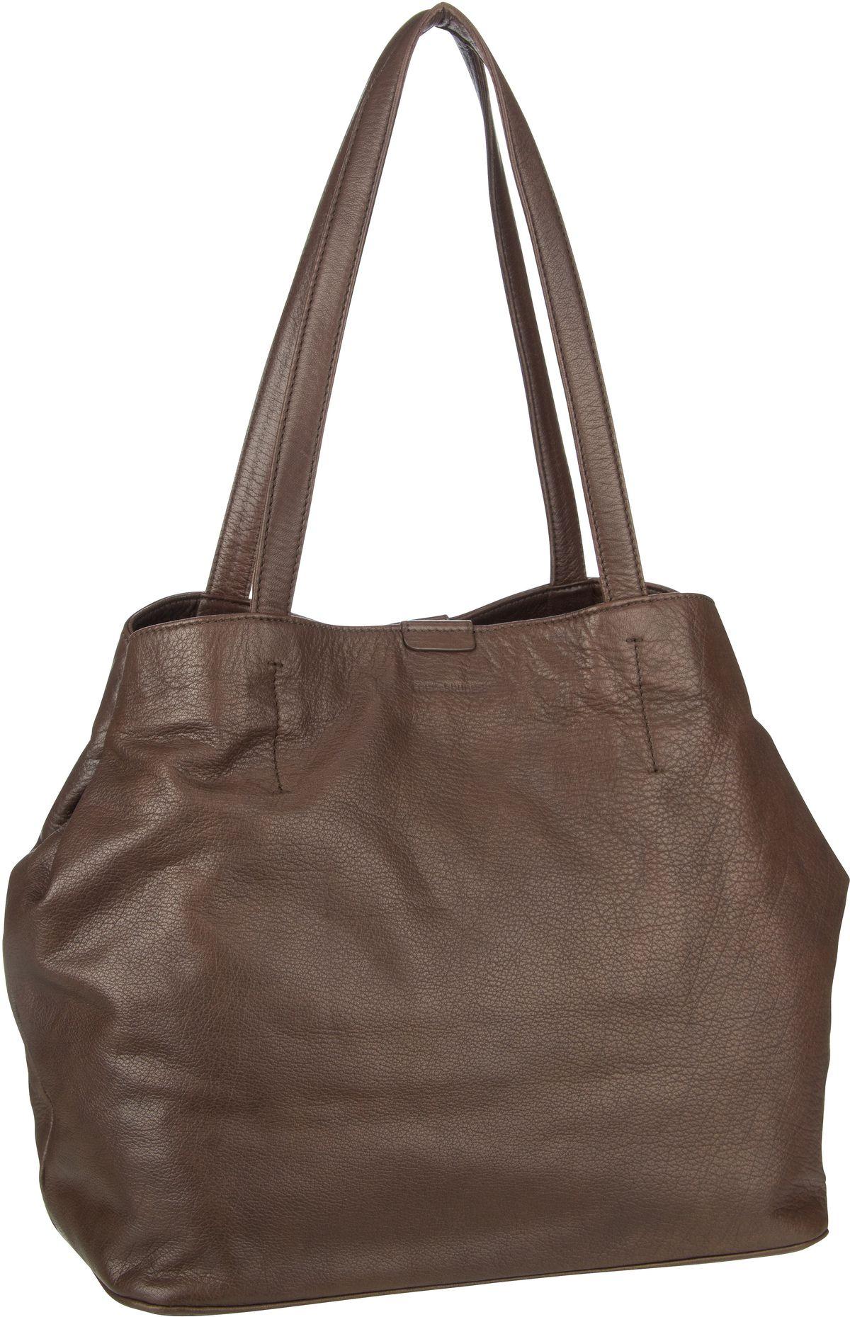 Handtasche Snatch Taupe