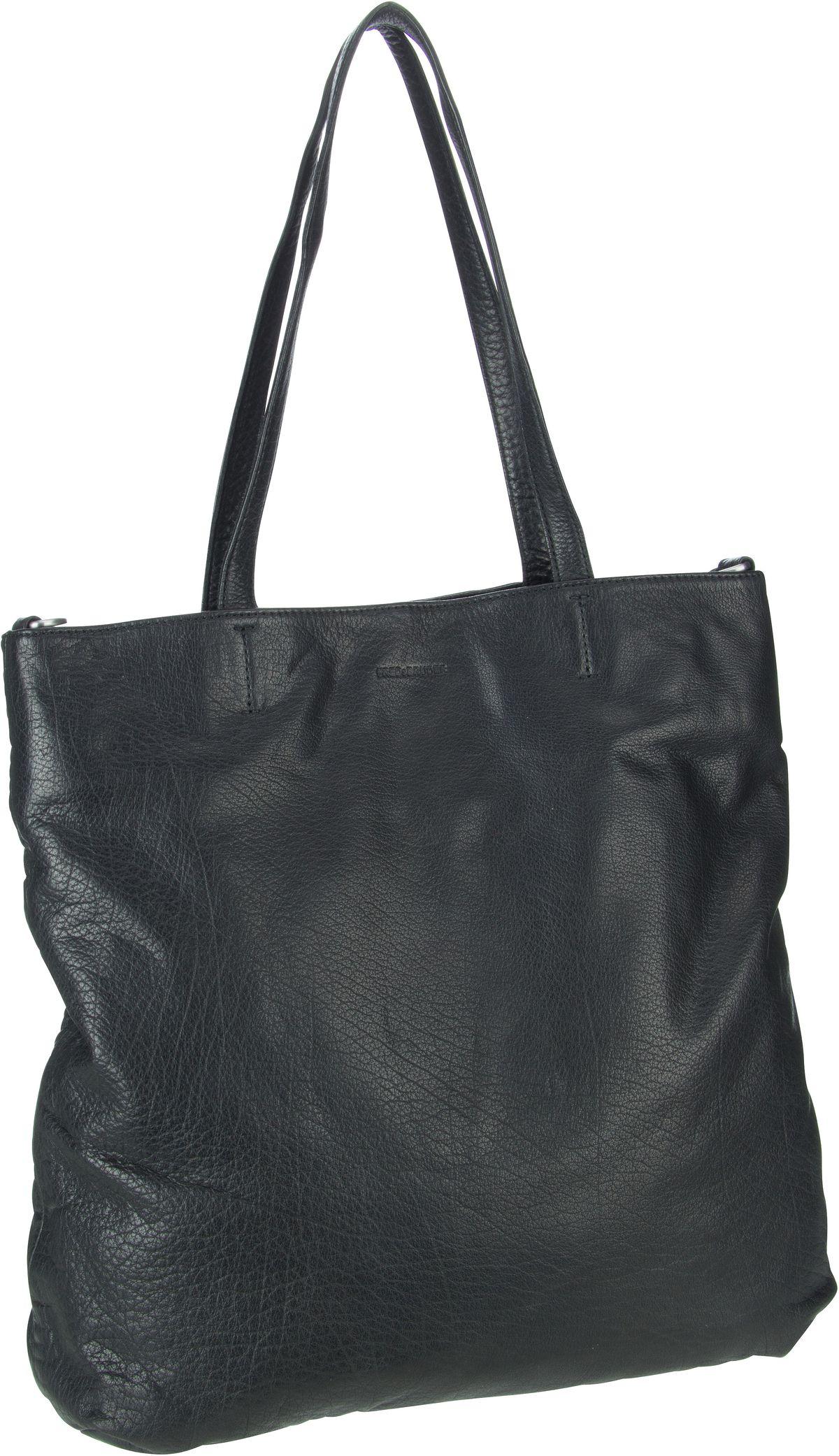 Handtasche Kinky Softy Black