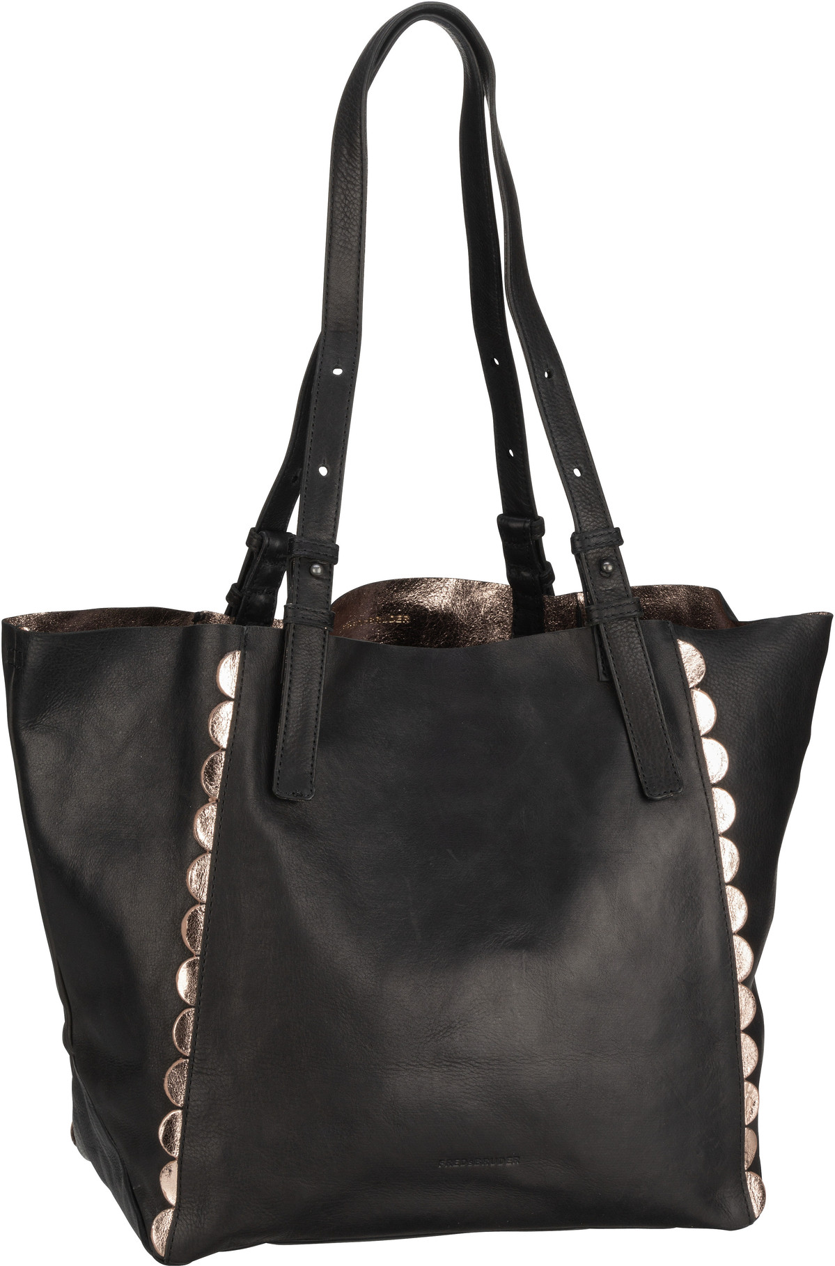 Handtasche Bloomy Black