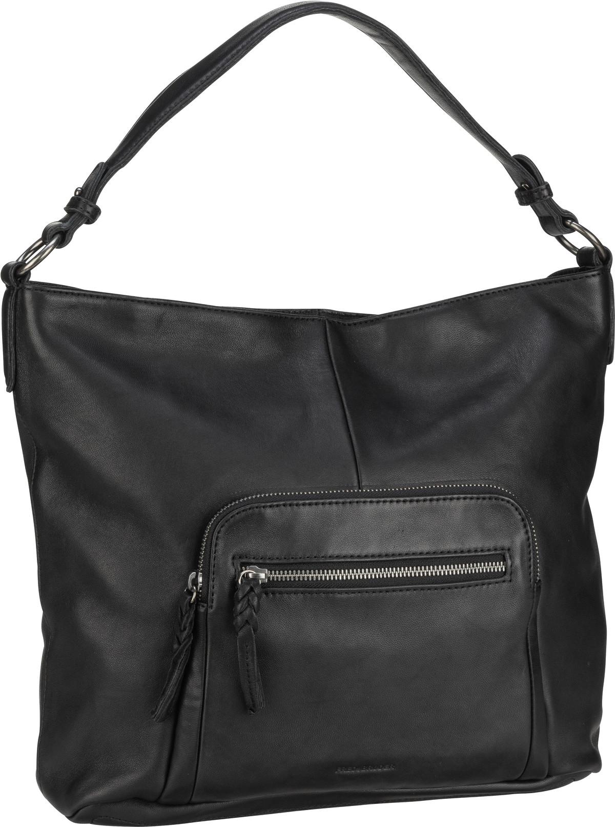 Handtasche Airy Black