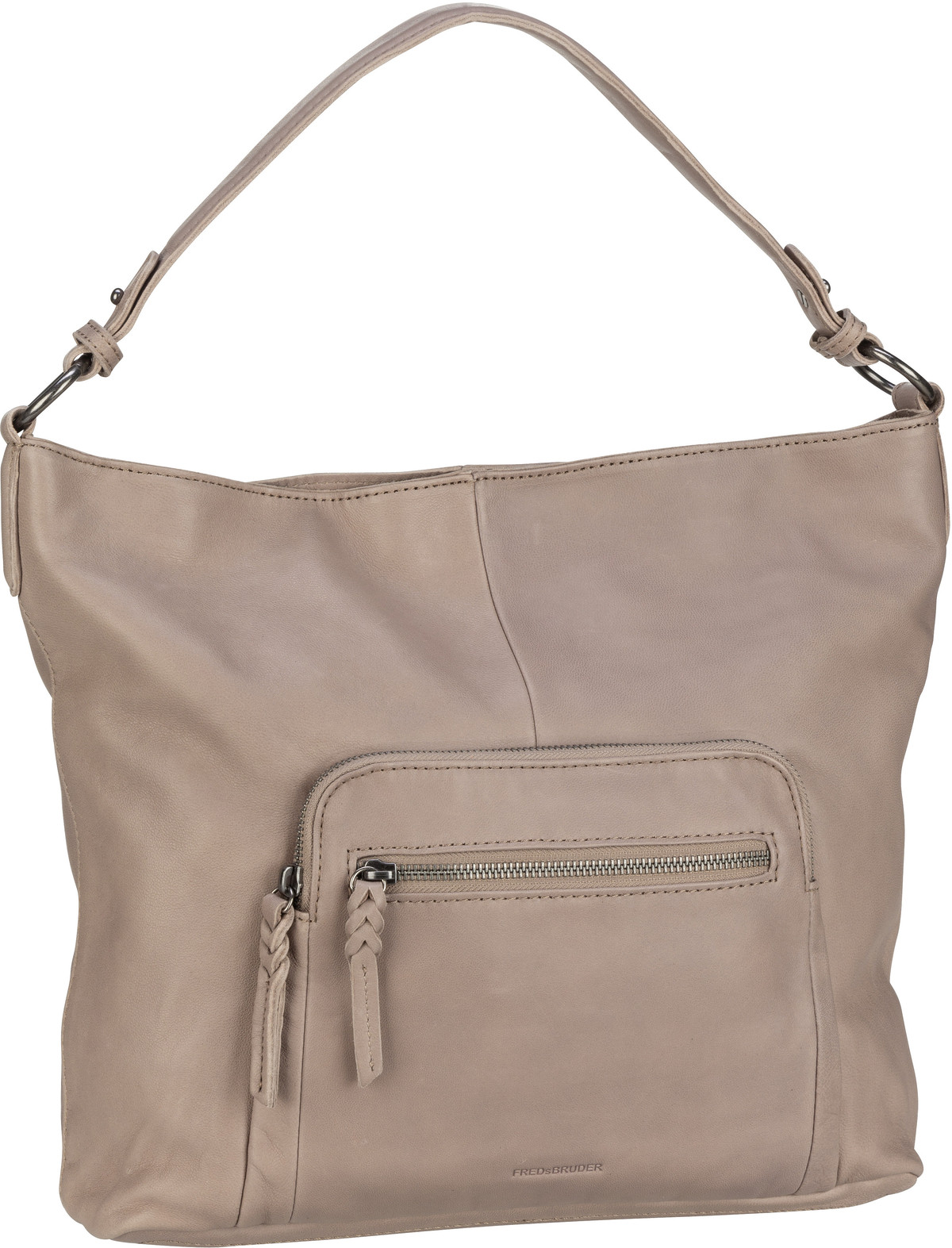 Handtasche Airy Warm Grey