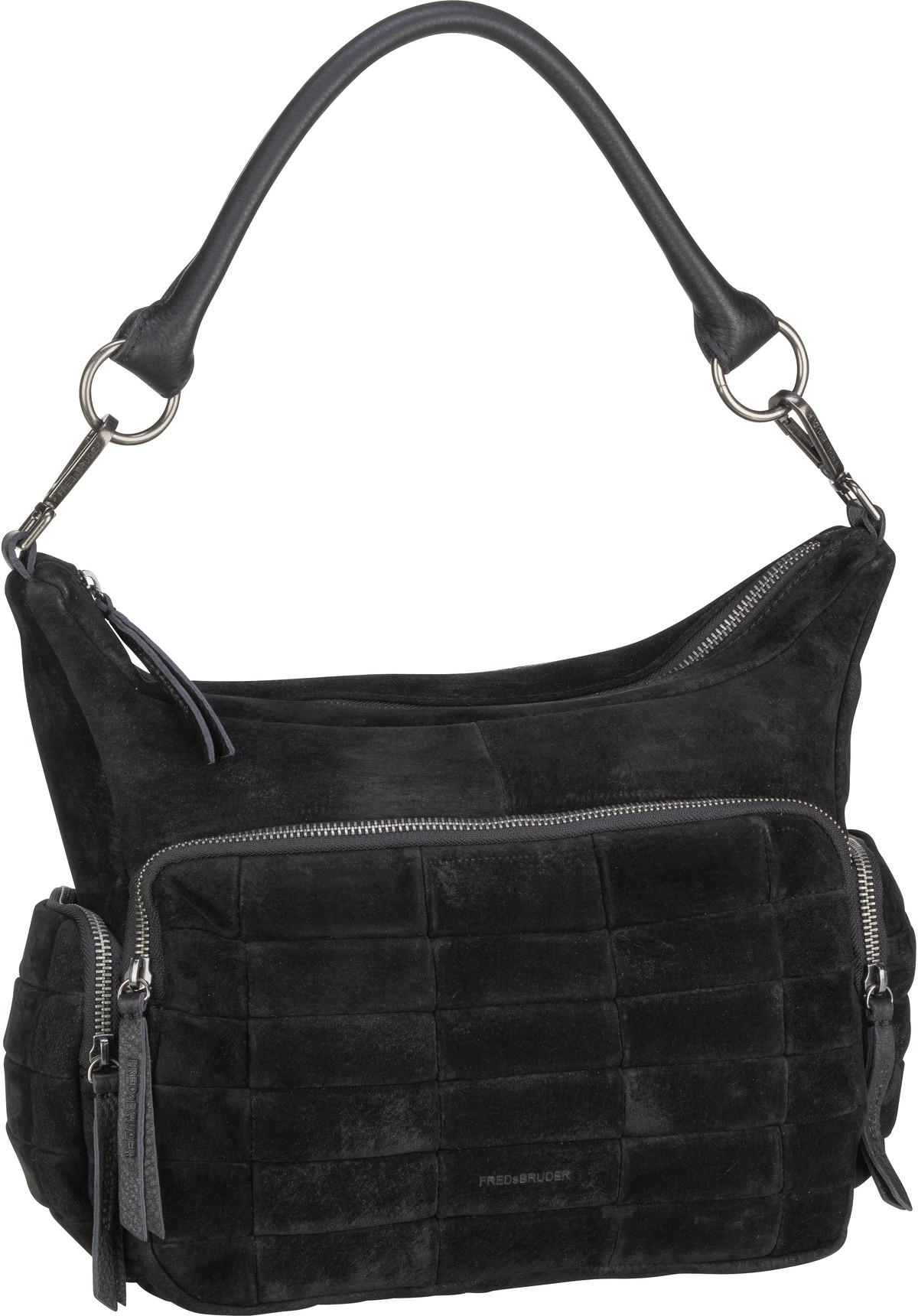 Handtasche Rocky Black