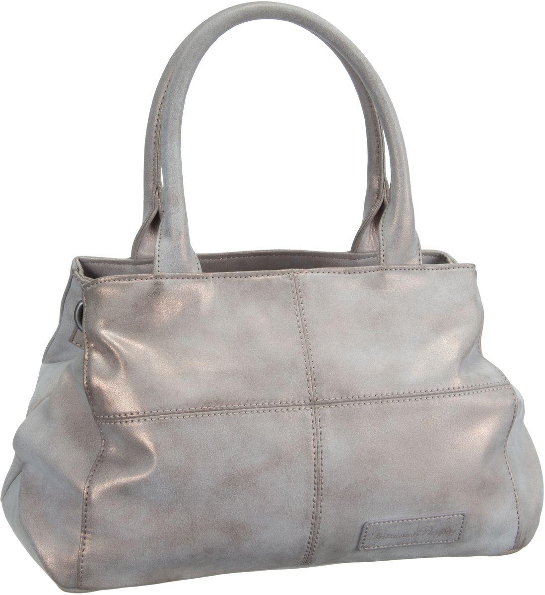 Handtasche Zoe Sidney Shiny Dusty Rose