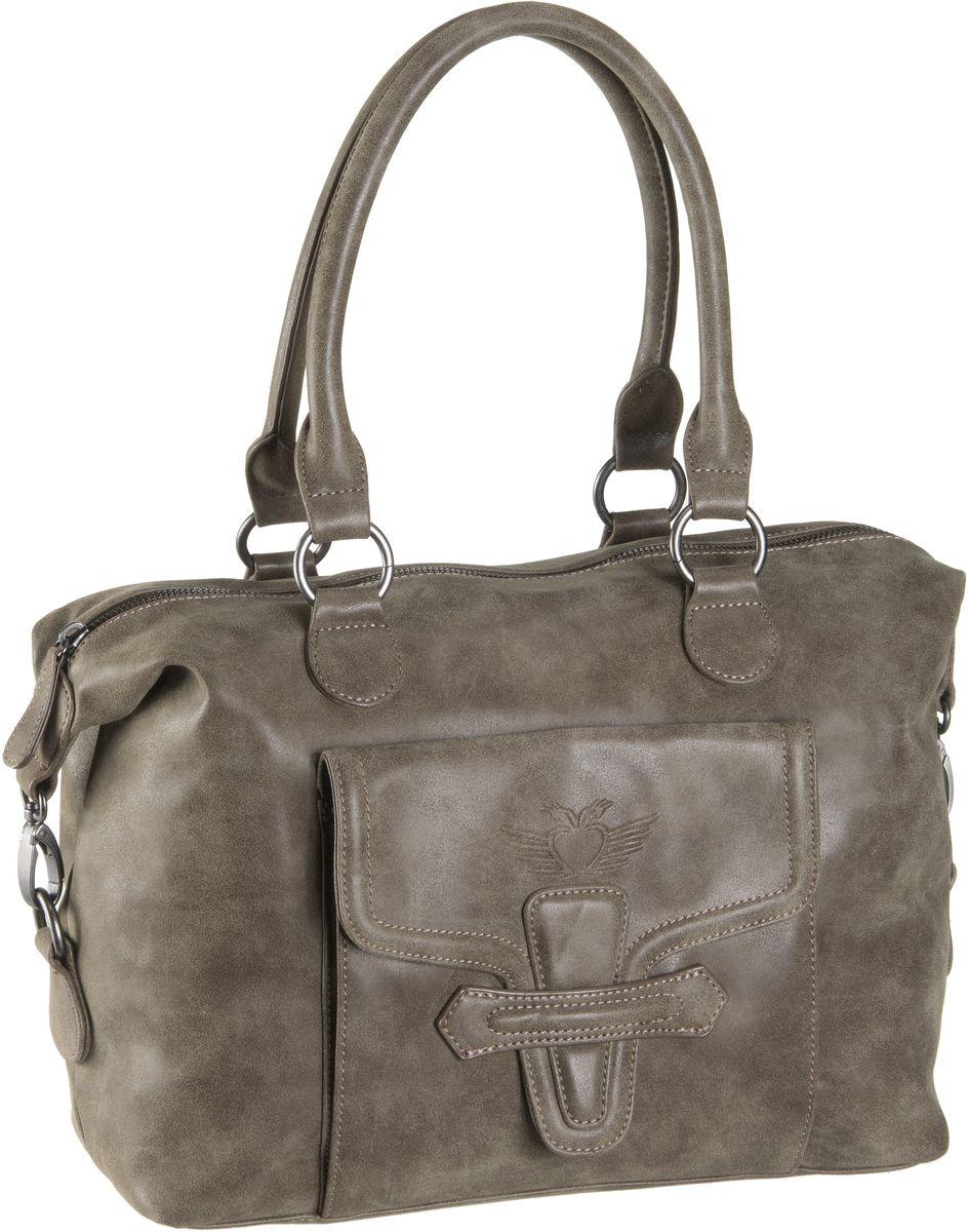 Fritzi aus Preußen Maileen Vintage Batik - Handtasche Sale Angebote Frauendorf