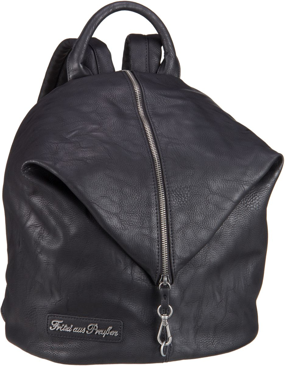 Rucksack / Daypack Marit Saddle Black