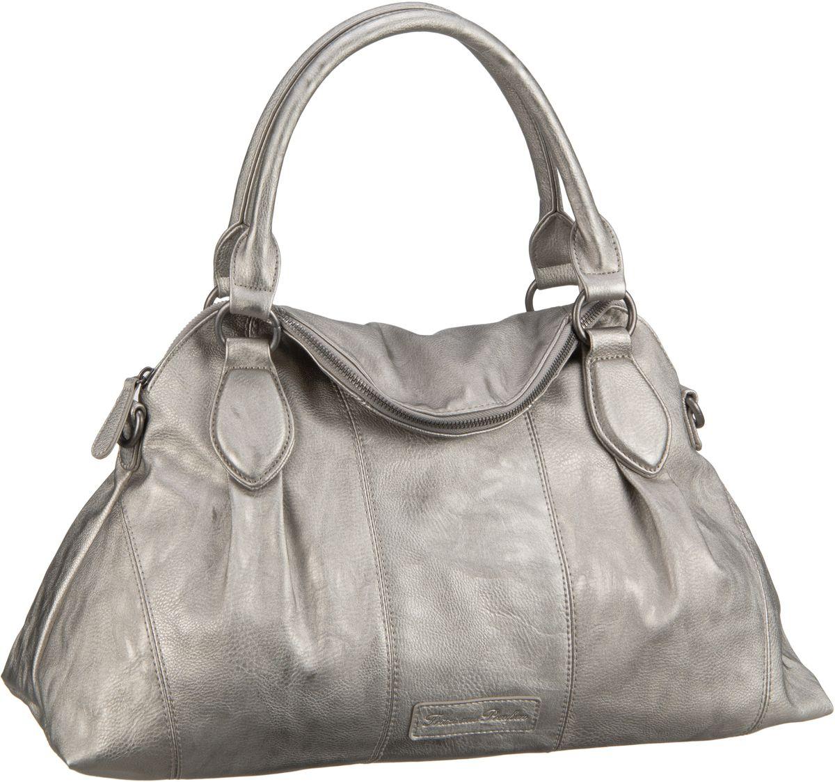 Wanda Saddle Silver