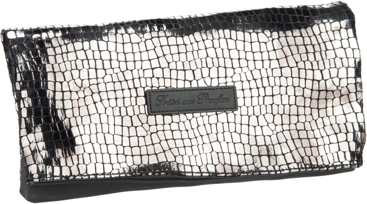 Clutches für Frauen - Fritzi aus Preußen Clutch Ronja Special Dark Bronze  - Onlineshop Taschenkaufhaus