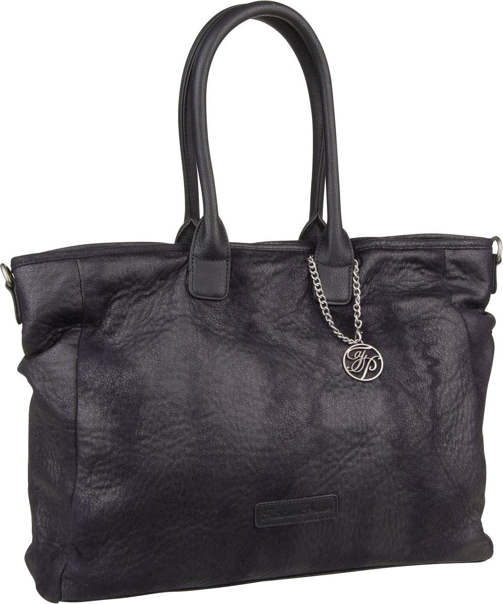 Handtasche Ginia Mars Black
