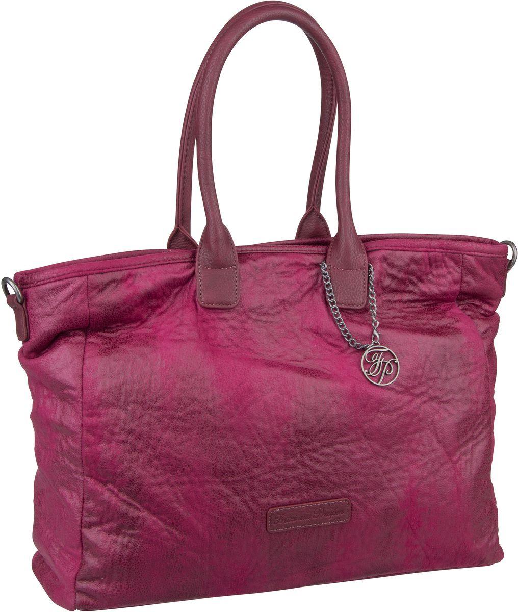 Handtasche Ginia Mars Rouge