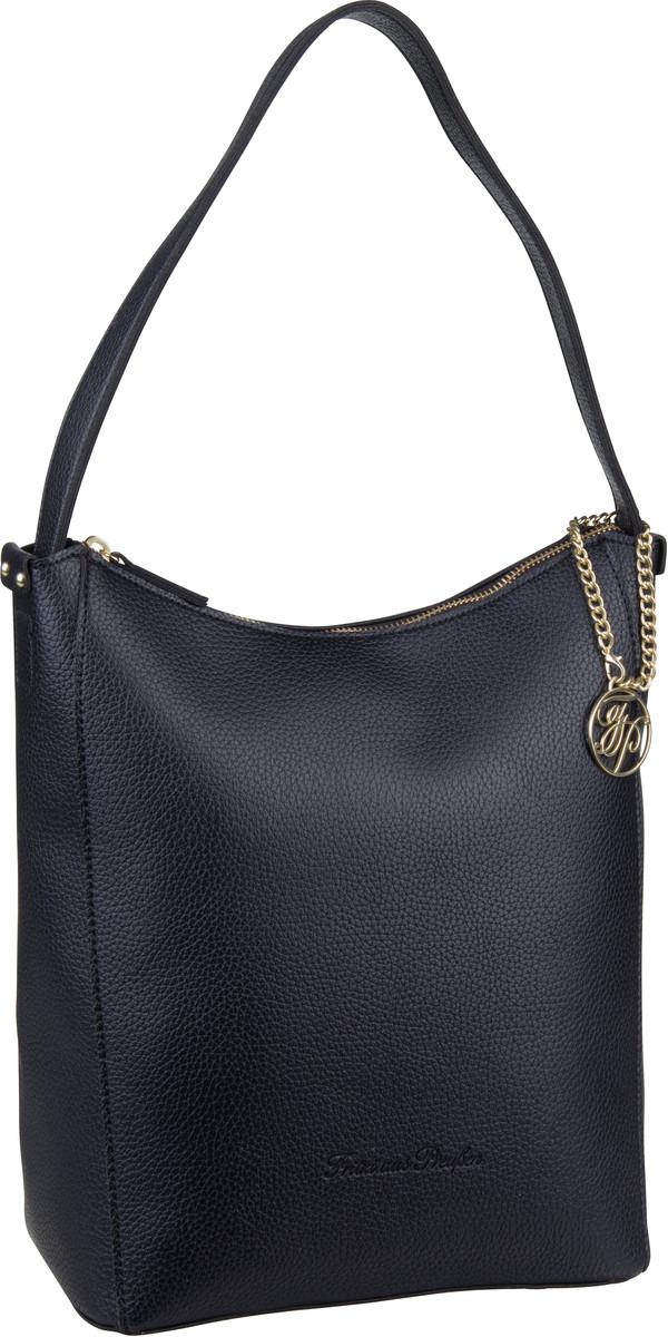 Handtasche Joana Doubleface Black