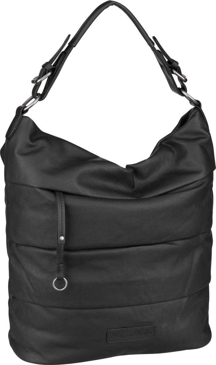 Handtasche Cara Glaze Black