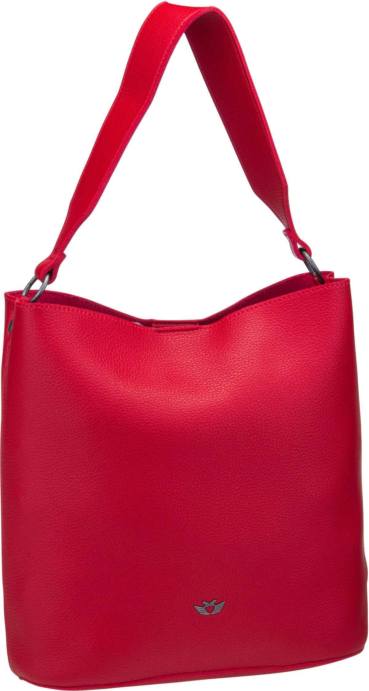 Handtasche Calla Richmond Red