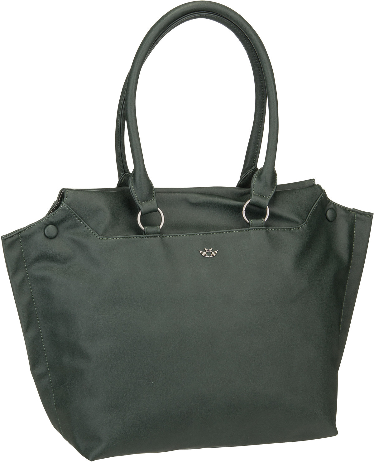 Shopper Jil Philo Dark Green