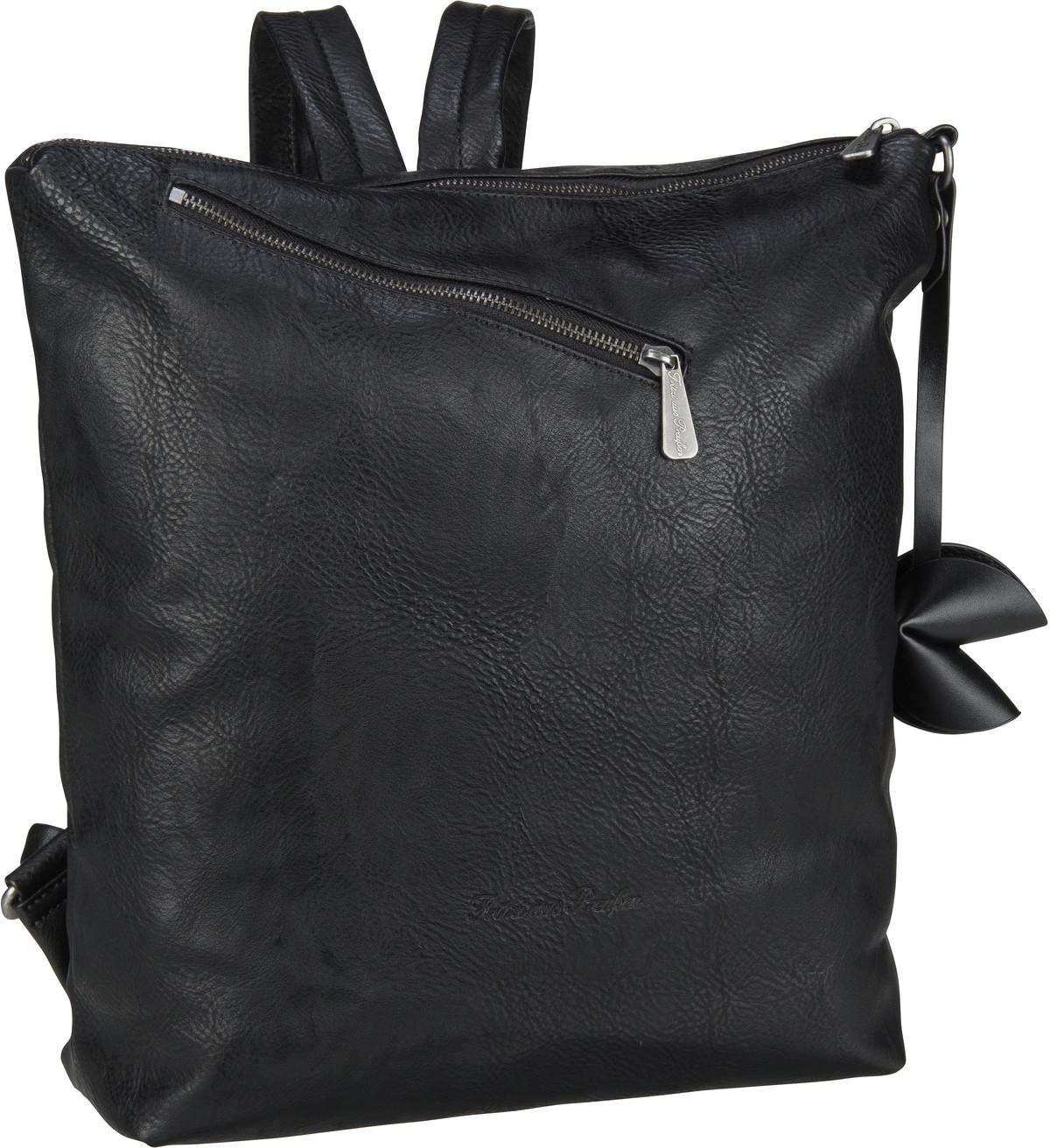Rucksack / Daypack Andy Saddle Black