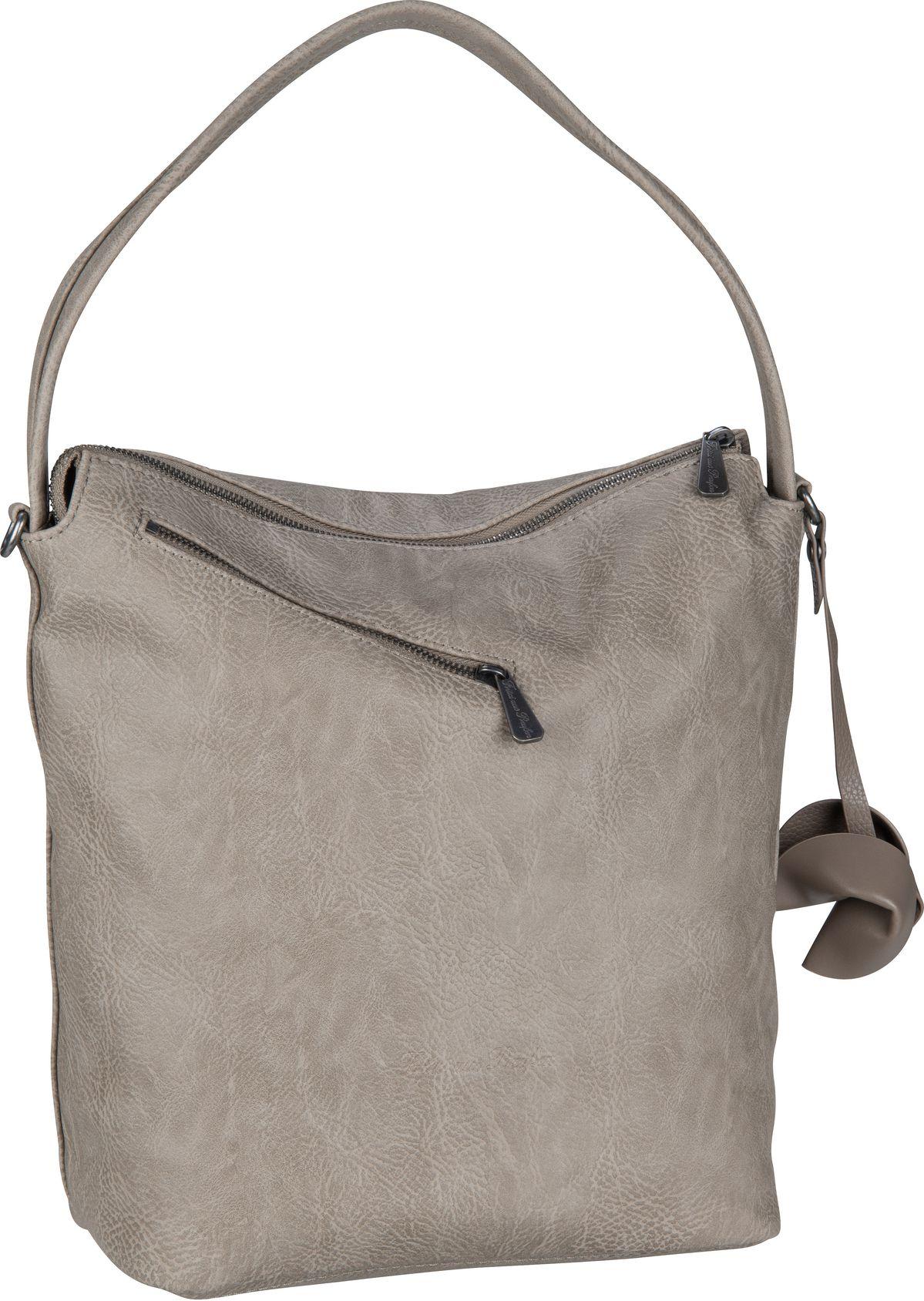 Handtasche Arin Saddle Stone