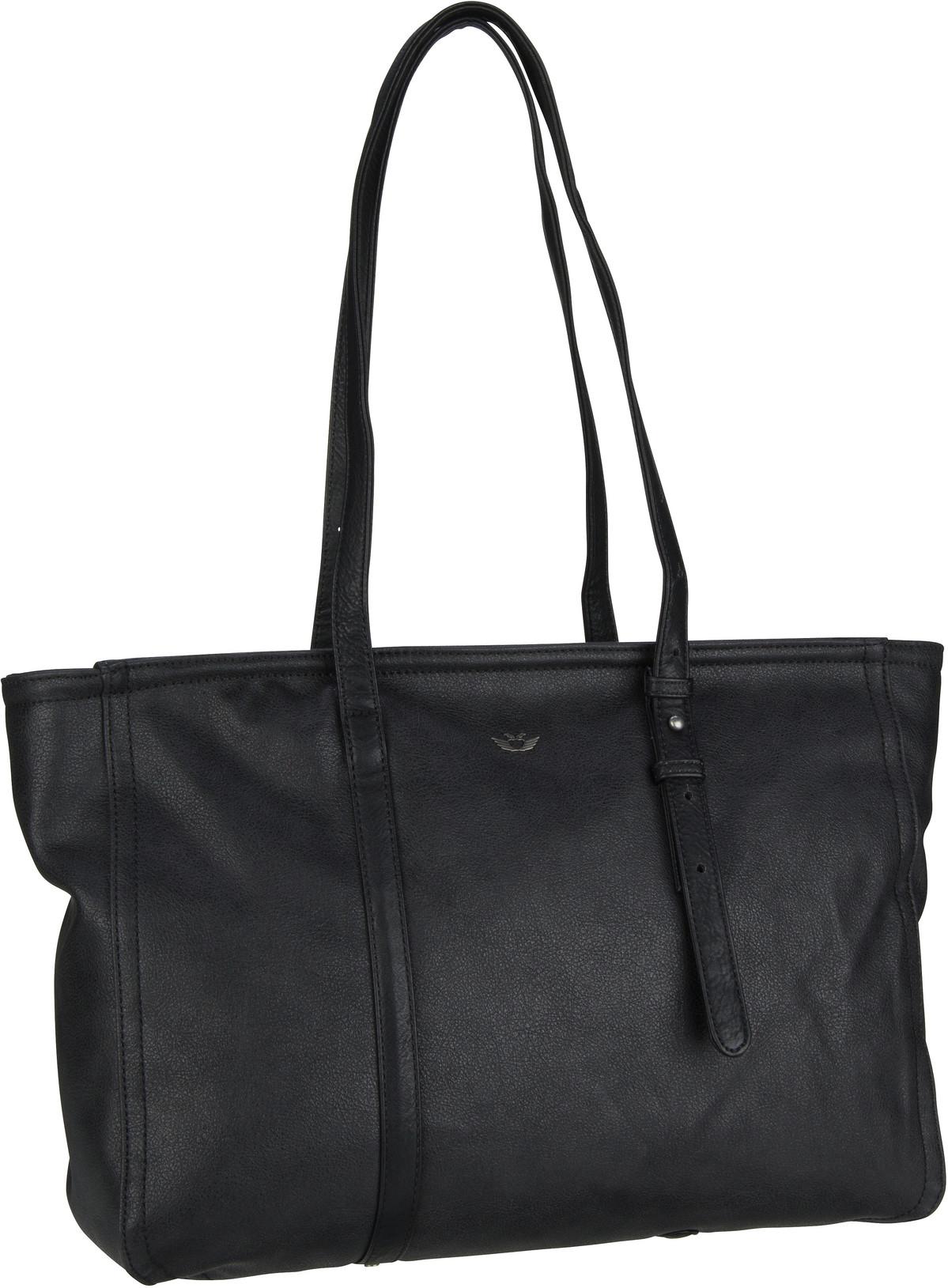 Handtasche Iska Orion Black