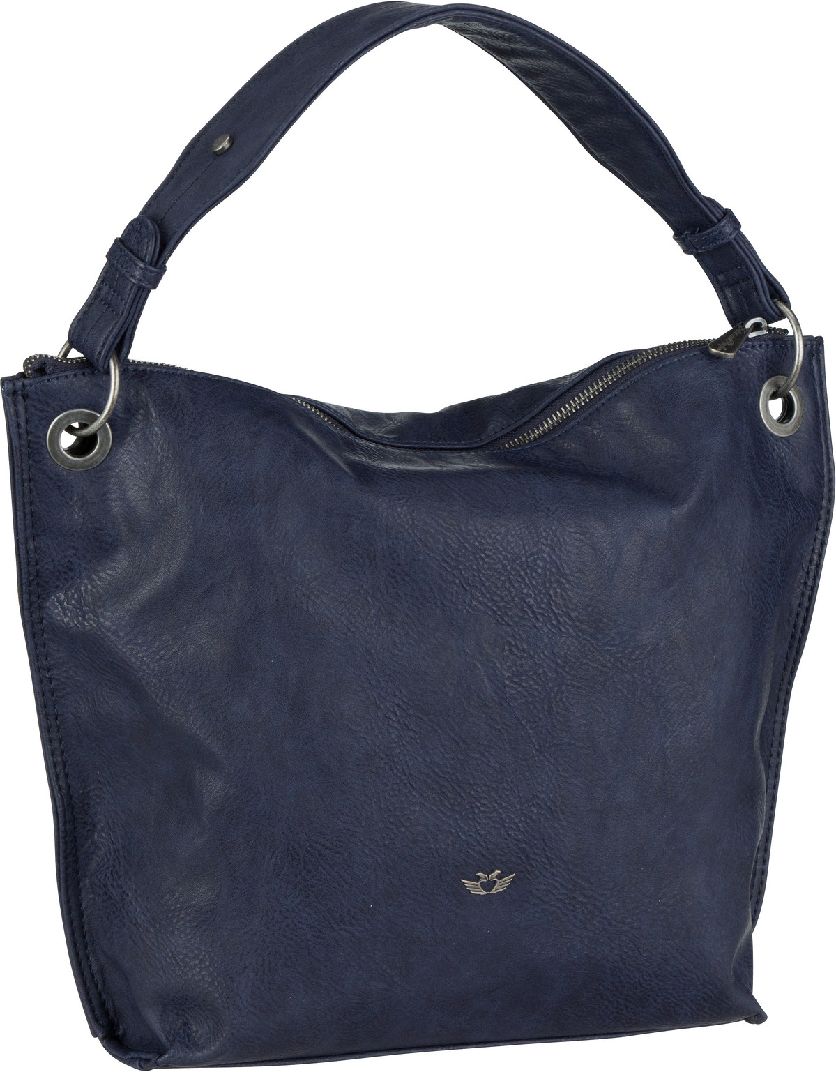 Handtasche Biana Saddle Navy