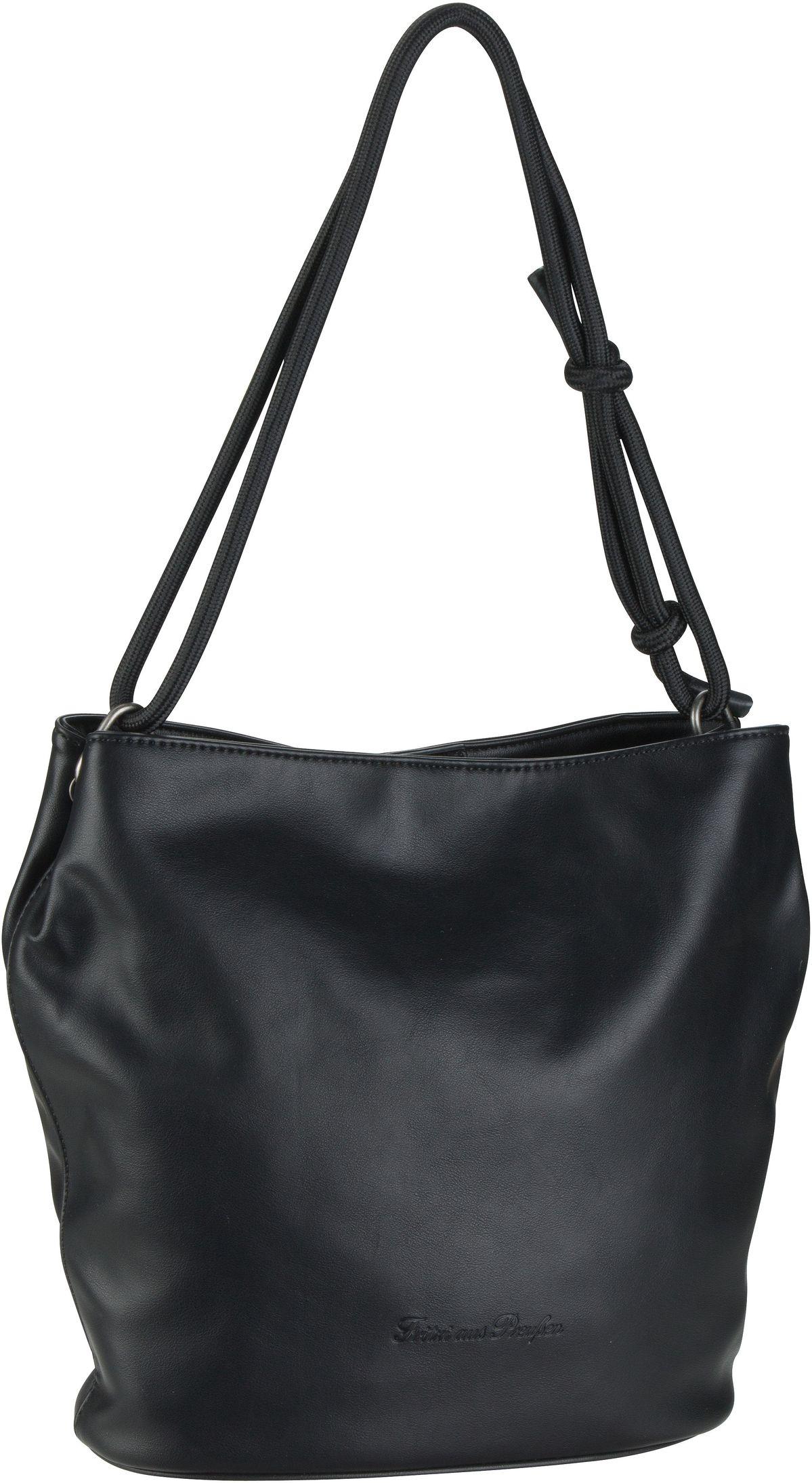 Handtasche Elma Vacchetta Black
