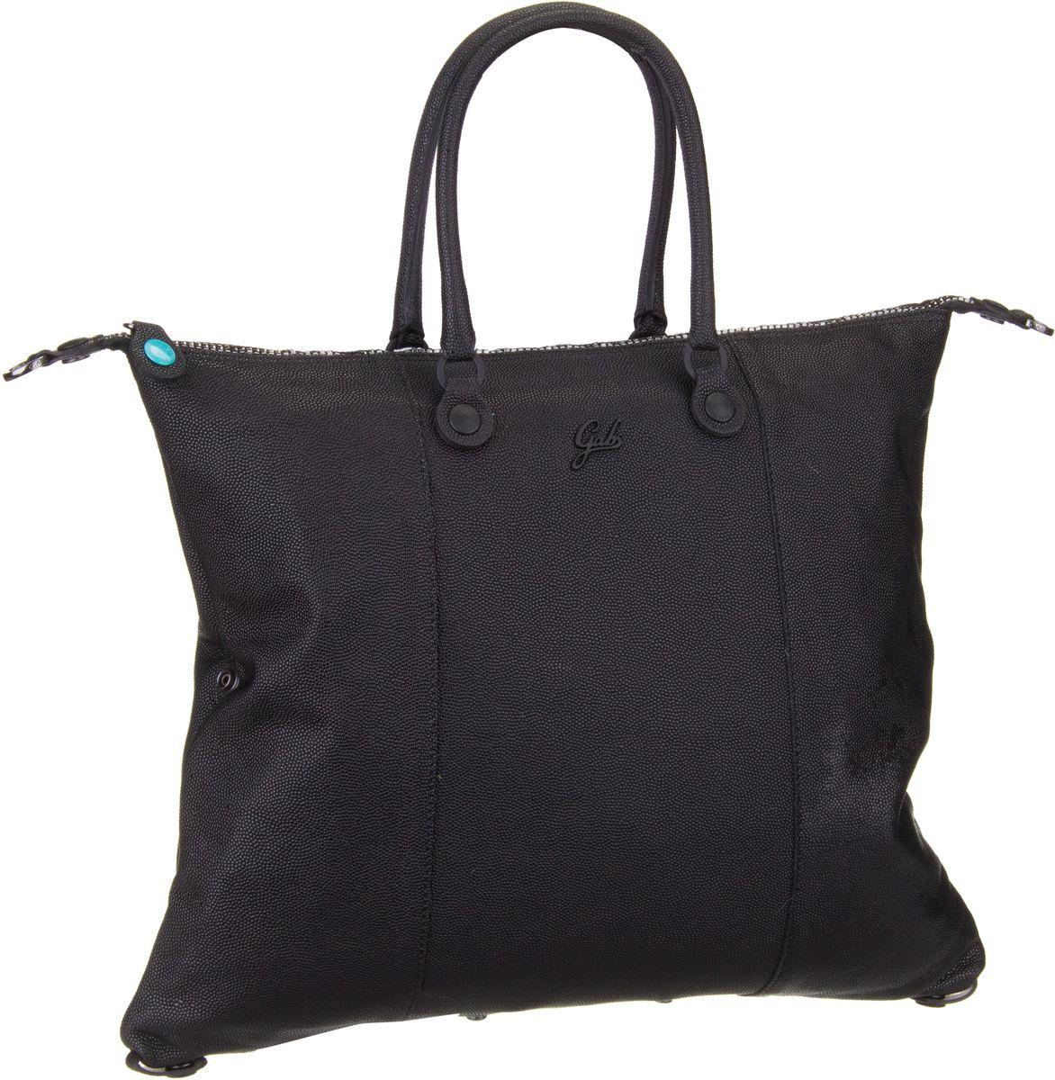 Handtasche Tania Thin Handles Black Medium Nero Gabs hMxLnC