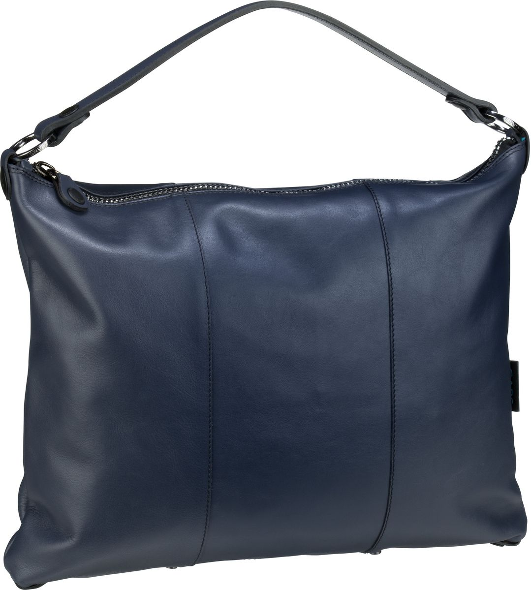 Handtasche Maggy Black Large Blu