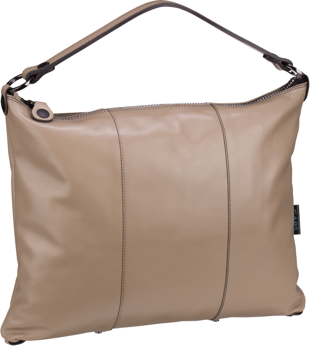Handtasche Maggy Black Large Taupe