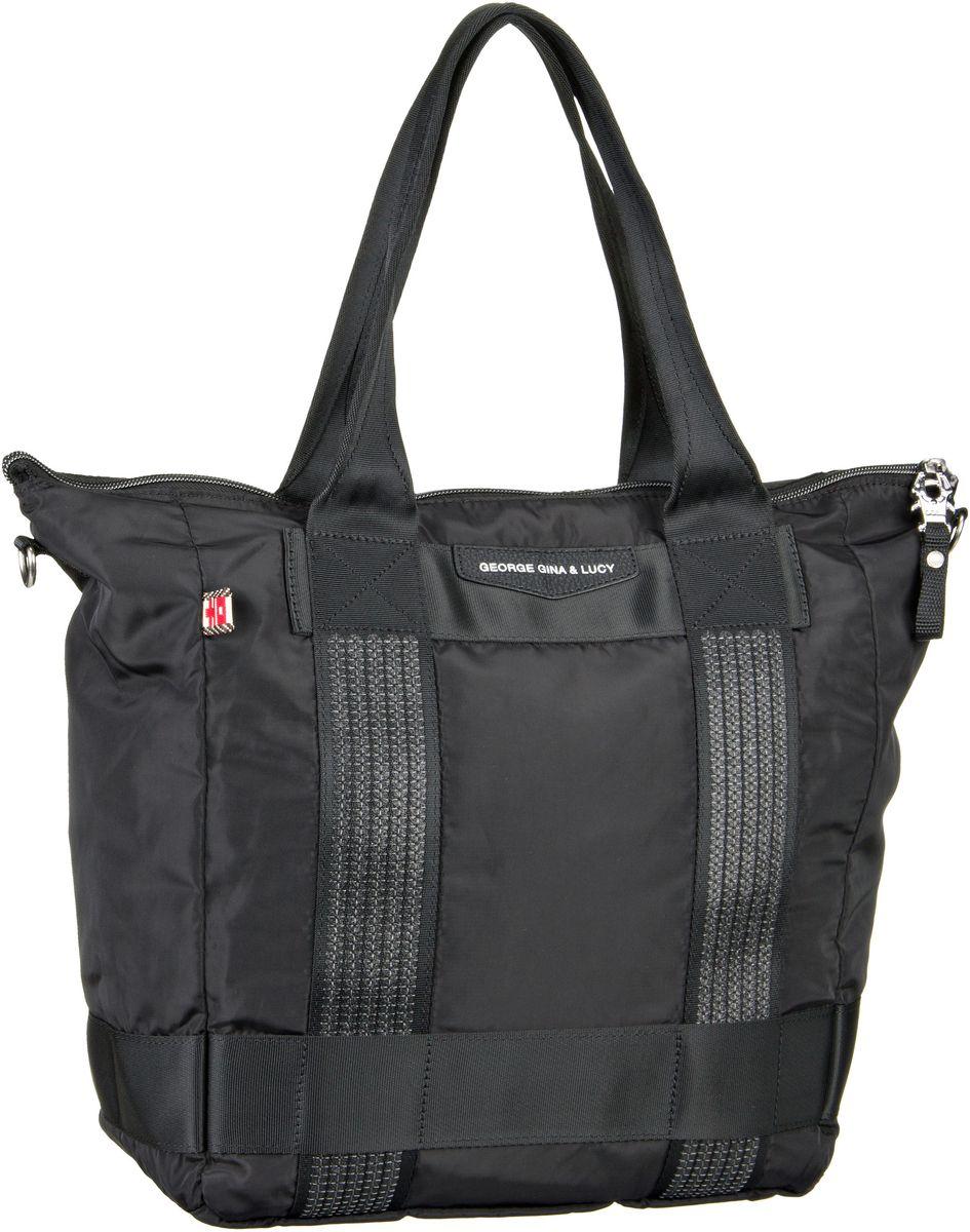 George Gina & Lucy Sfancy Black - Handtasche Sale Angebote Gastrose-Kerkwitz