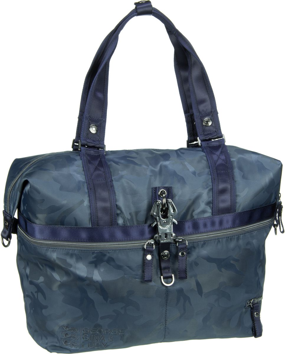 George Gina & Lucy Window Seat Camou Navy - Rei...