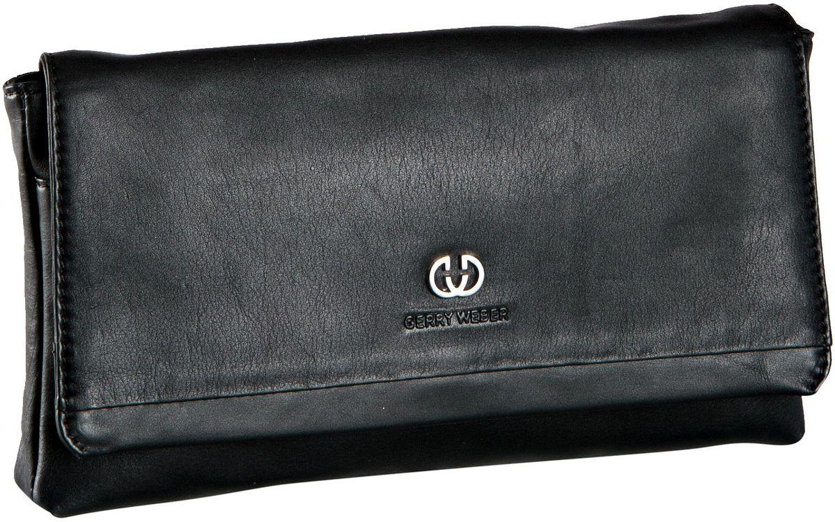 Handtasche Piacenza Clutch Black