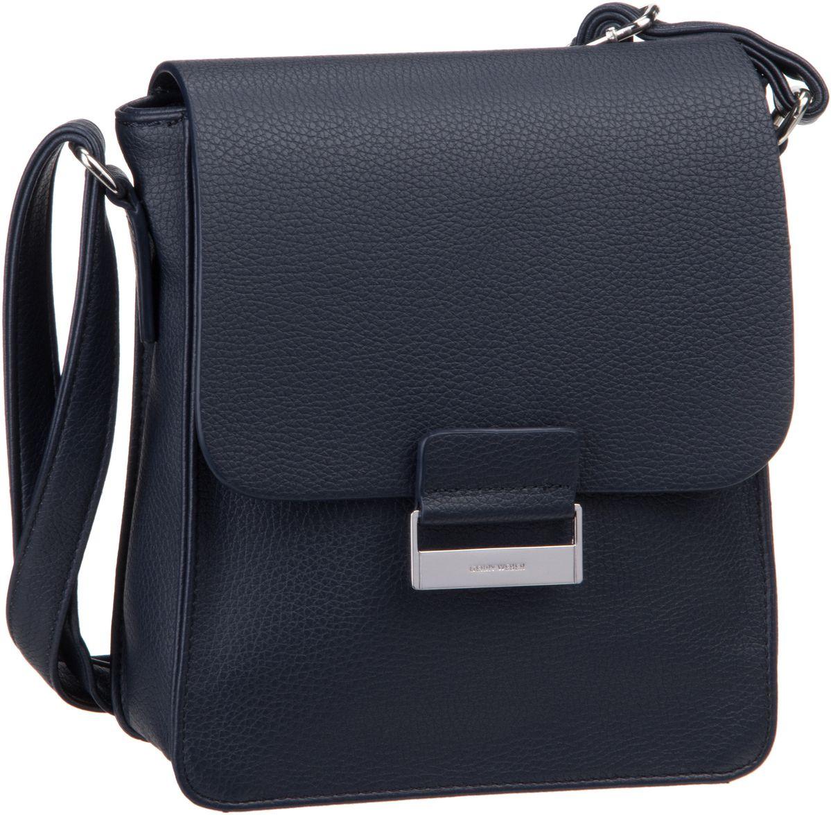 Umhängetasche Talk Different II Flap Bag V Medium Dark Blue
