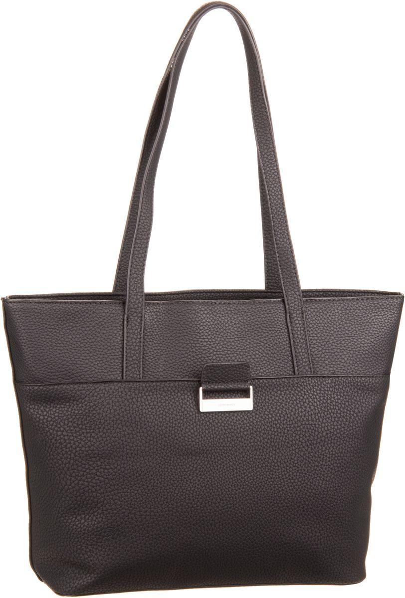 Handtaschen für Frauen - Gerry Weber Handtasche Talk Different II Shopper LHZ Black  - Onlineshop Taschenkaufhaus