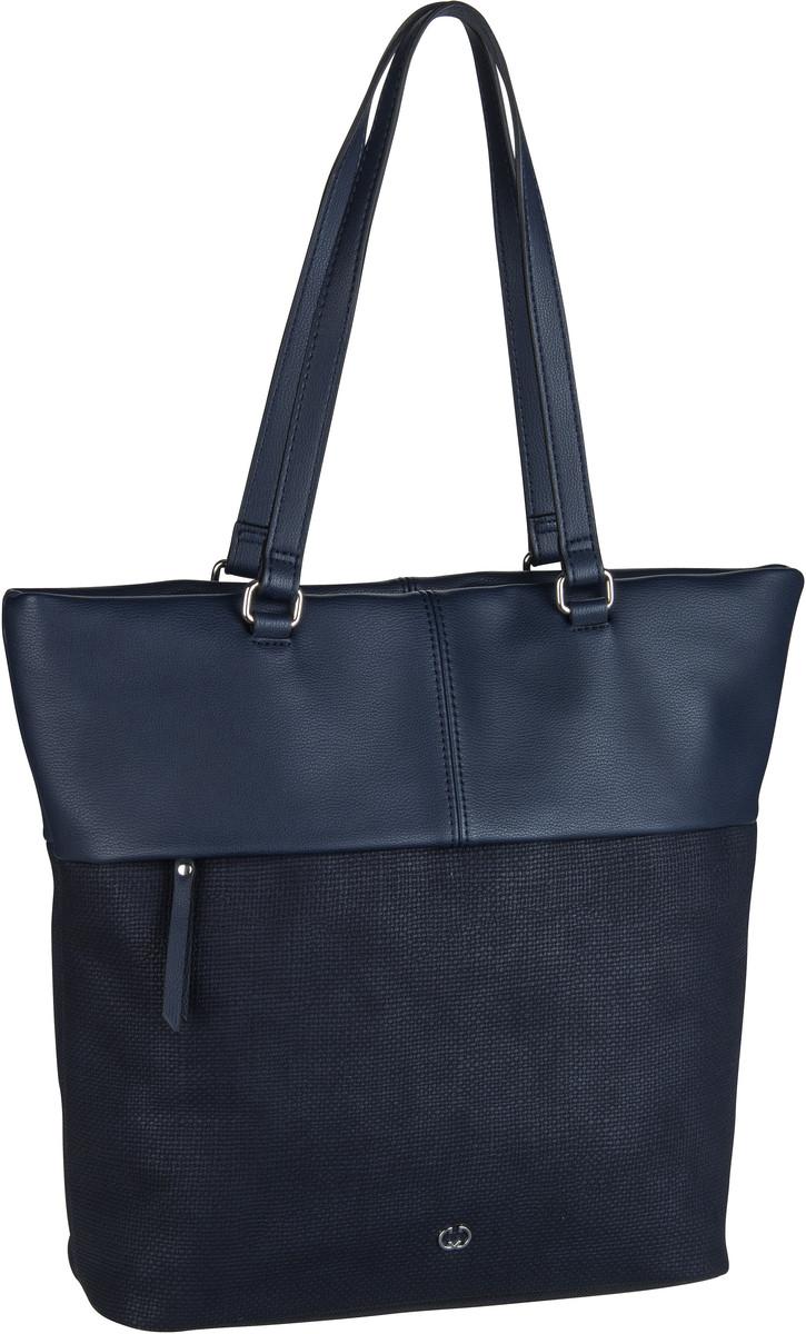 Handtasche Keep in Mind Shopper LVZ Dark Blue