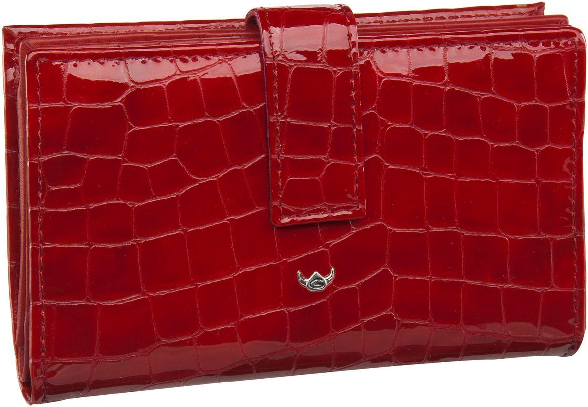 Geldboersen für Frauen - Golden Head Cayenne Damenbörse Rot Geldbörse  - Onlineshop Taschenkaufhaus