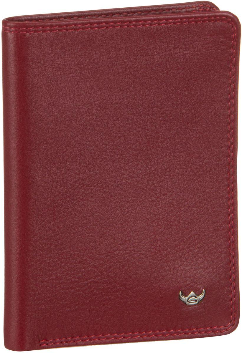 Golden Head Polo 4481 Ausweisetui Rot - Brieftasche