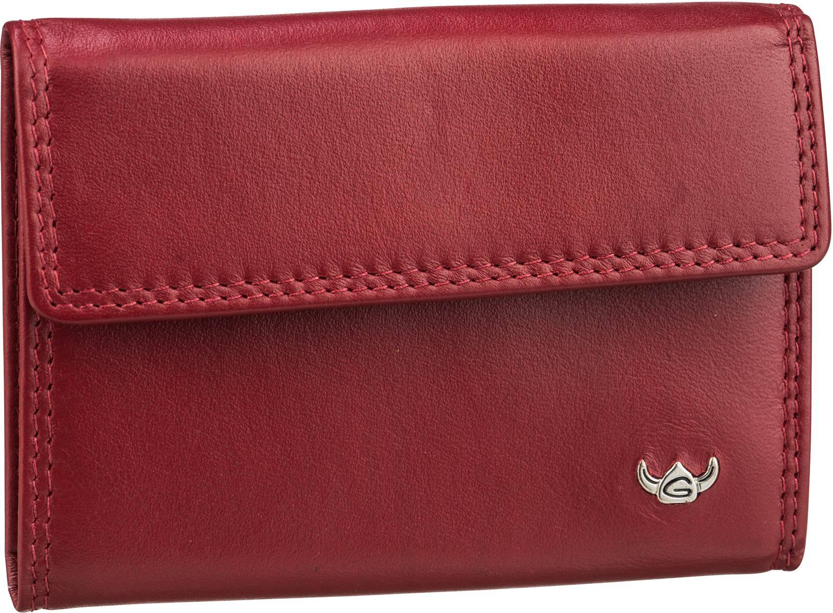Kleinwaren - Golden Head Schlüsseletui Polo 5150 Rot  - Onlineshop Taschenkaufhaus