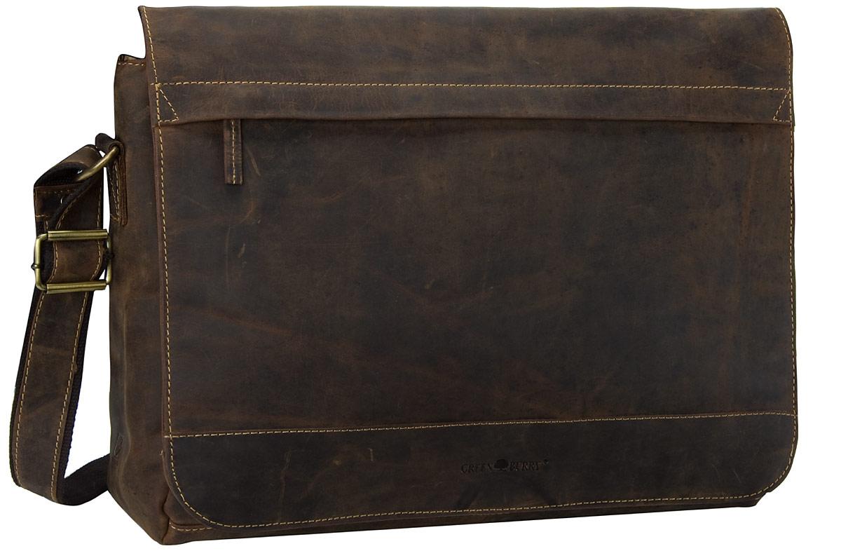 Greenburry Notebooktasche / Tablet Vintage XXL ...