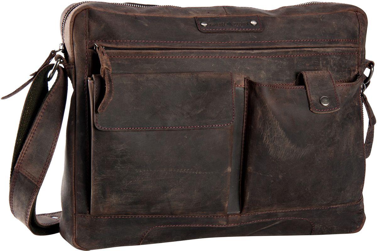 Vintage Revival Sattle Bag Brown