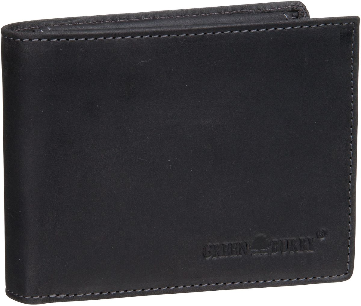 Greenburry Vintage 1705 Scheintasche RFID Black...