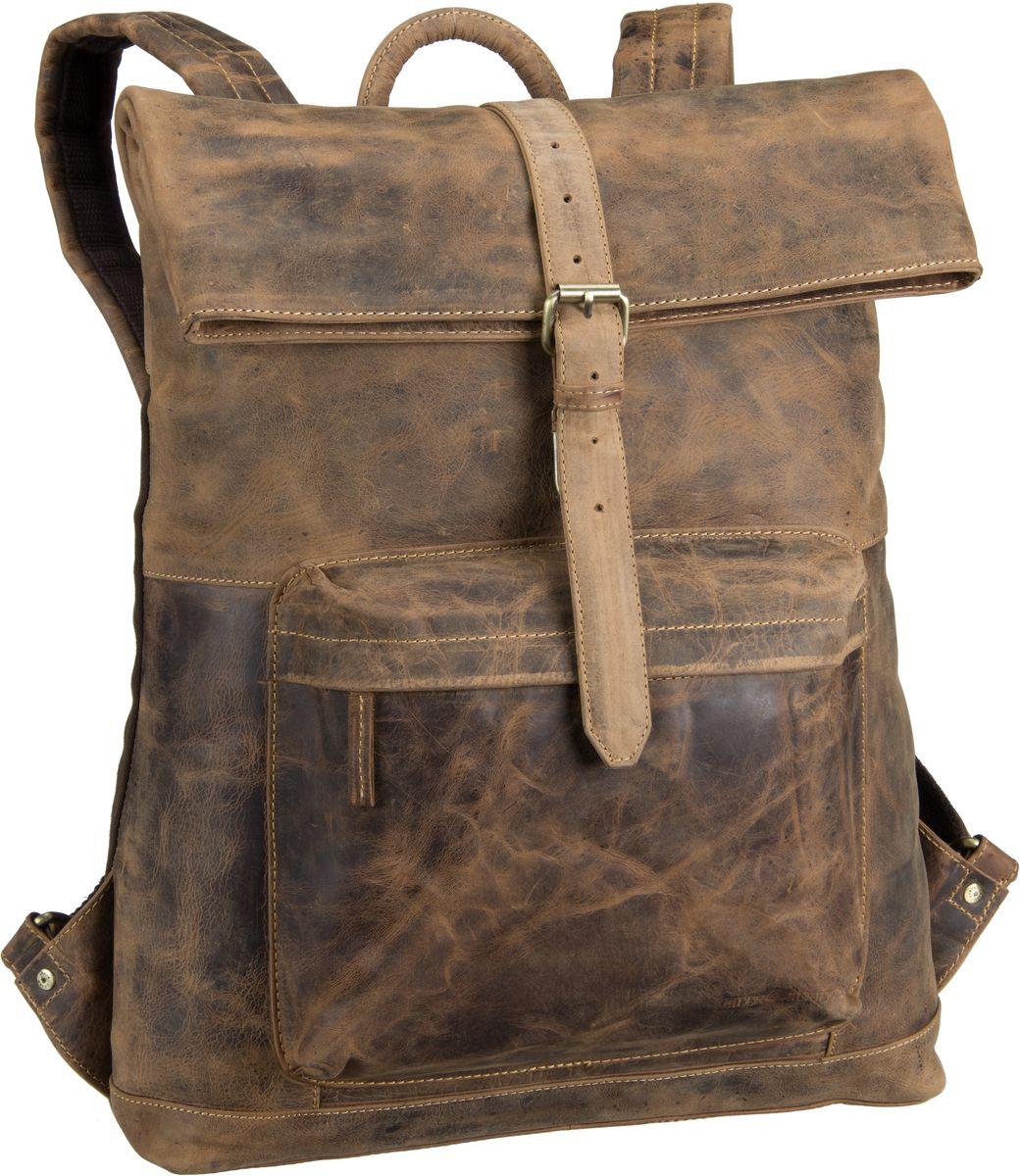 Rucksack / Daypack Vintage 1671 Rucksack Brown