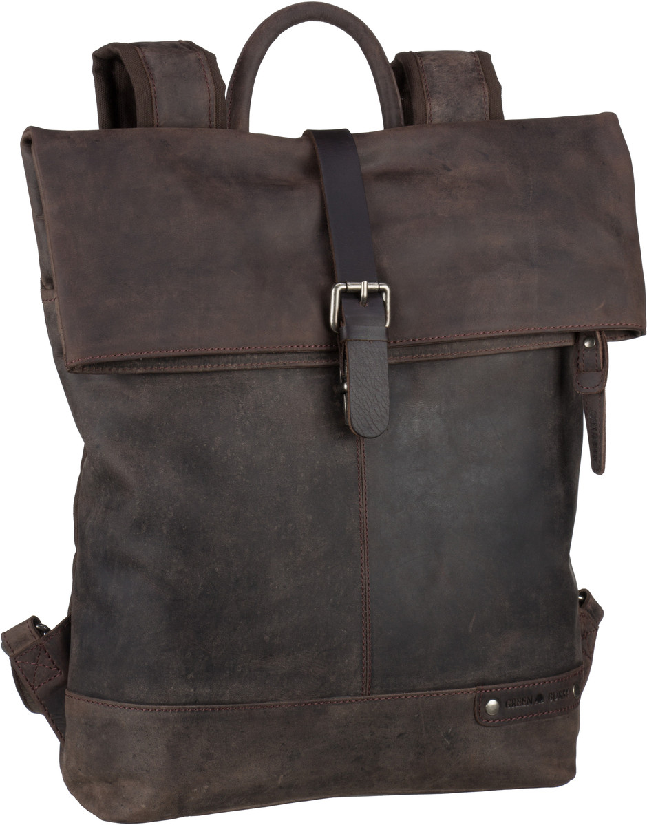 Laptoprucksack Vintage Revival 1945 Laptop Backpack Tabacco