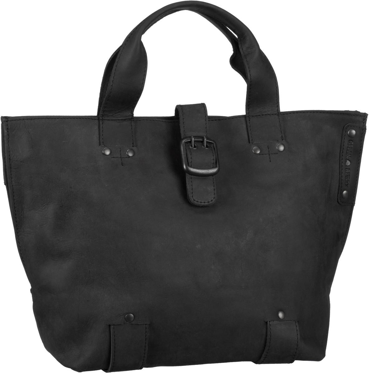 Handtasche Vintage Revival 1944 Shopper Black