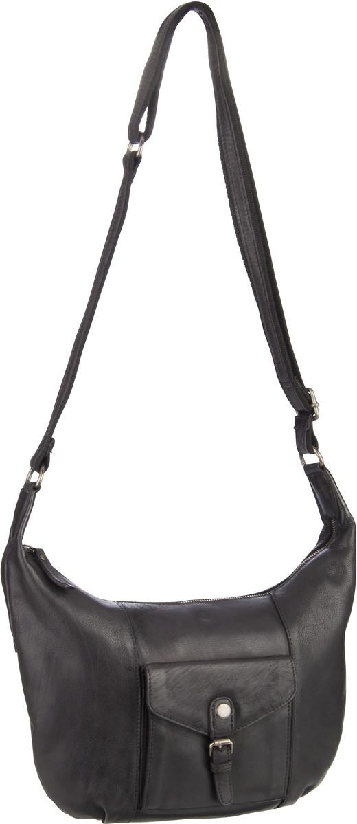 Handtasche GBVT 2903 Beuteltasche Black