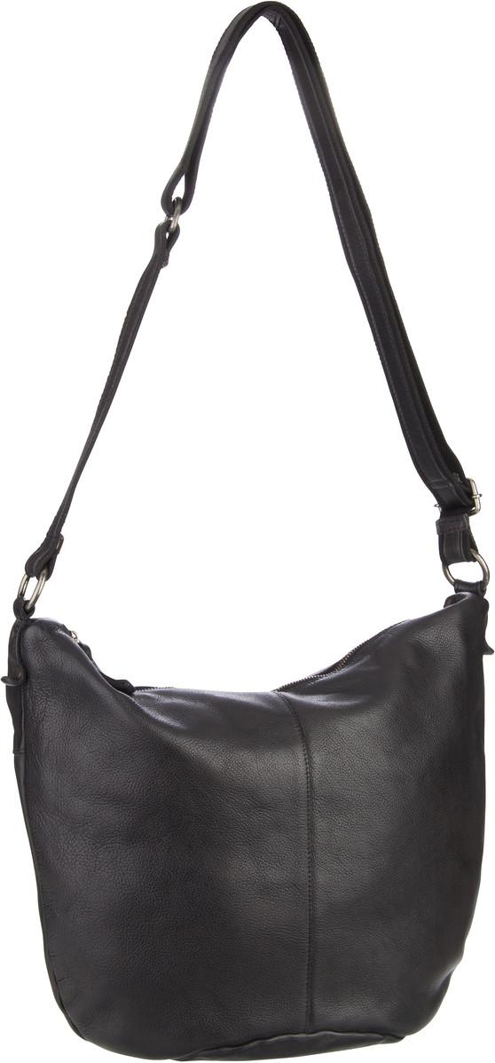 Handtasche GBVT 2901 Beuteltasche Black