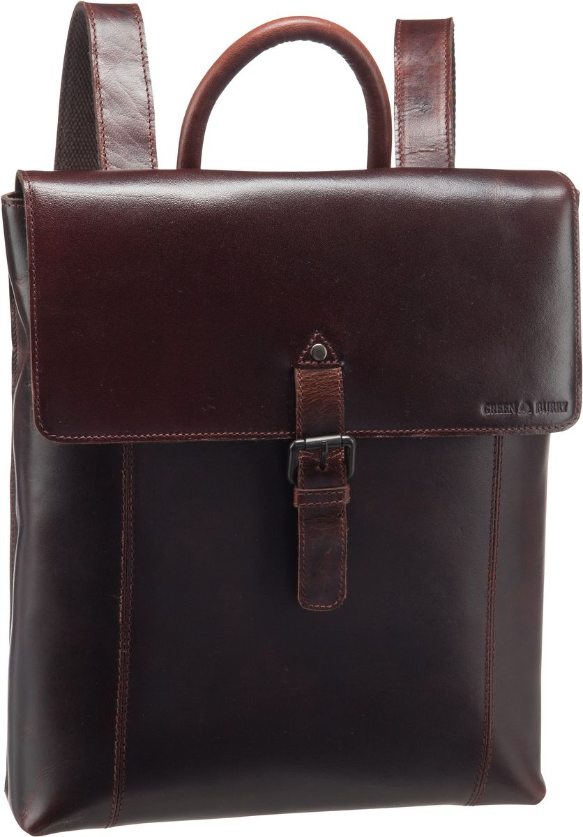 Rucksack / Daypack Boston 1921 Backpack Chestnut