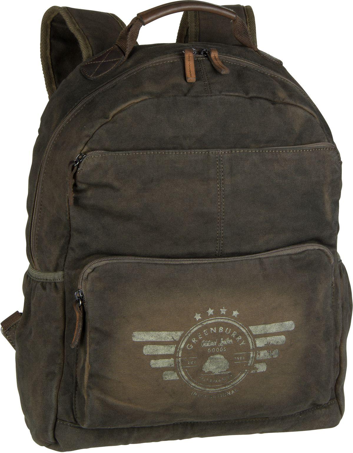 Rucksack / Daypack Vintage Aviator 5908 Backpack Khaki
